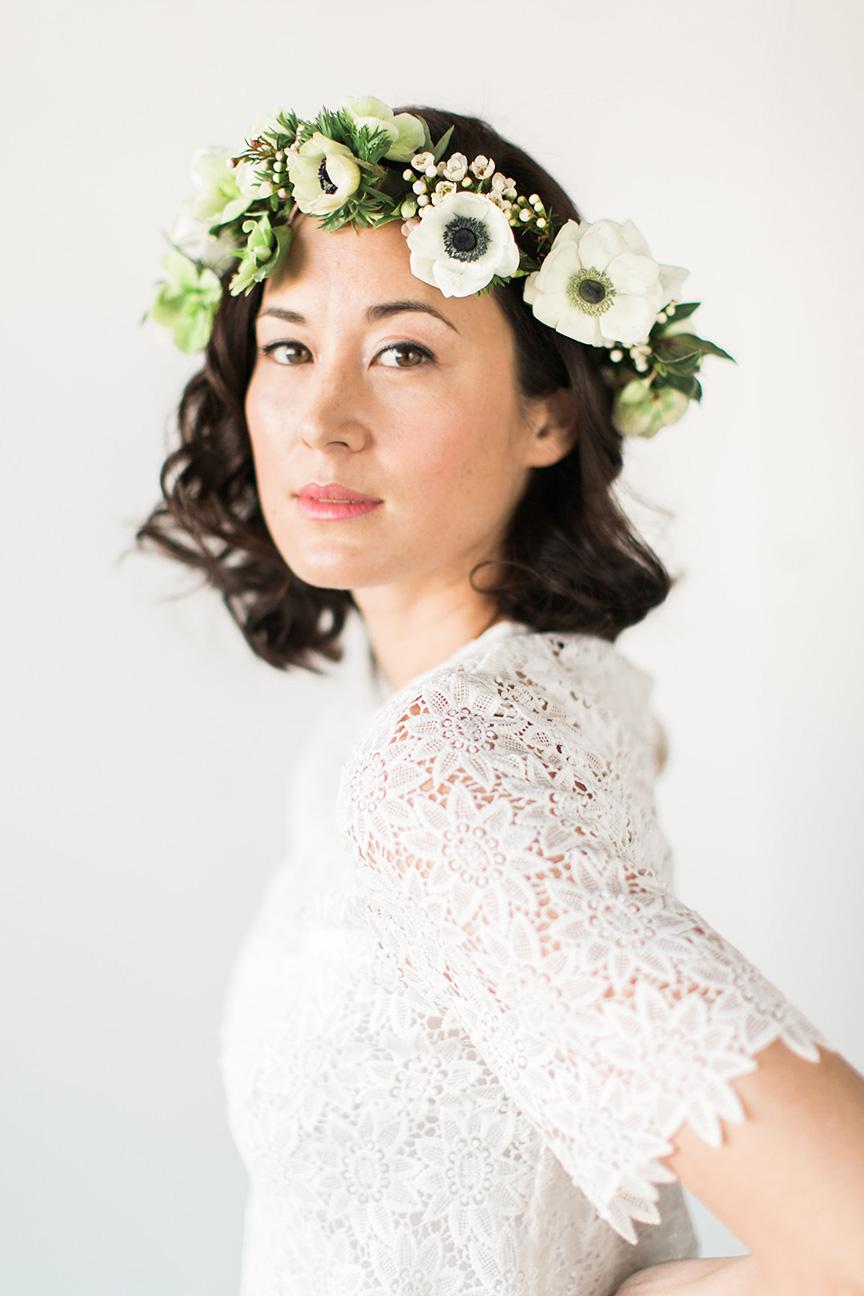 How To Do Bridal Makeup Tutorial : Spring Wedding Makeup Tutorial - Renee Loiz Makeup