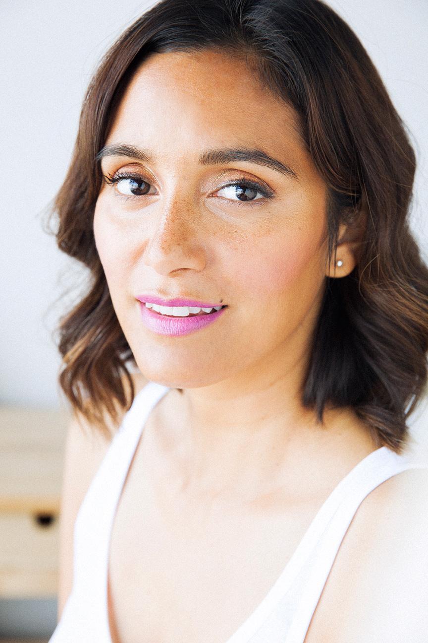 sun-kissed makeup tutorial