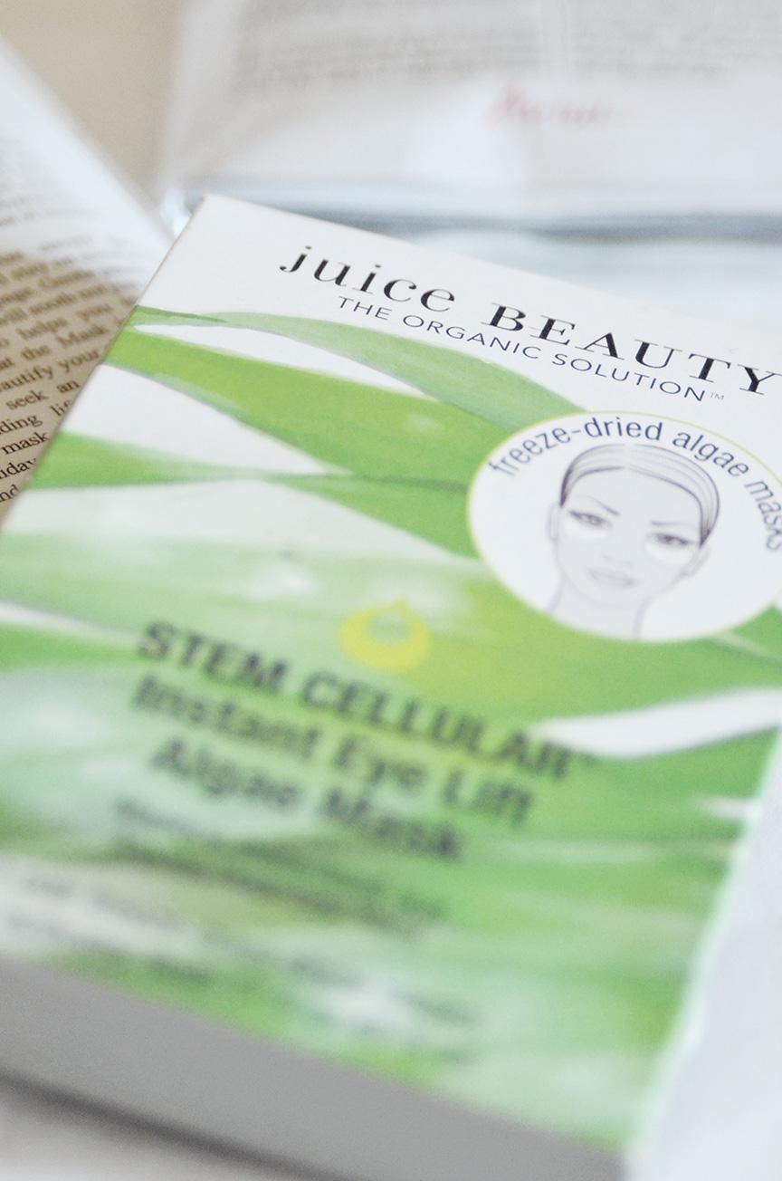juice beauty eye mask