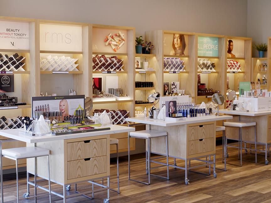 organic beauty supply store