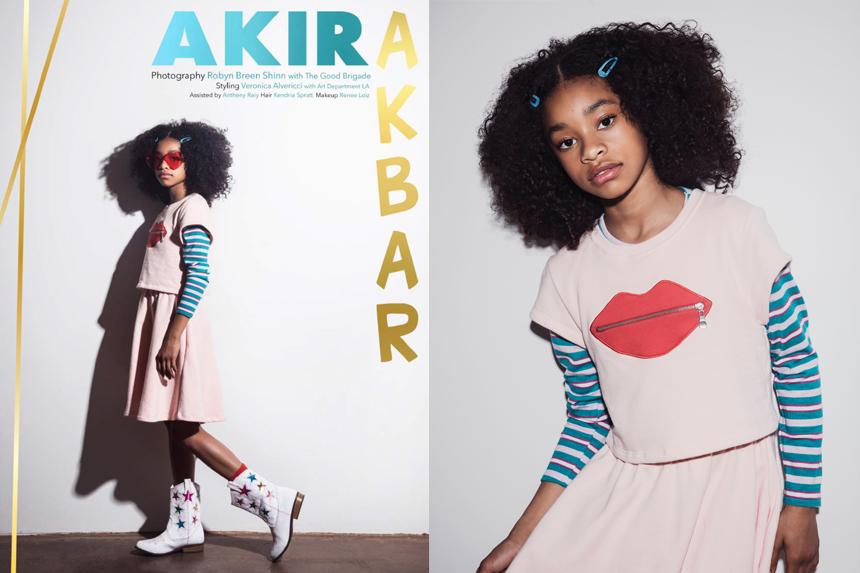 Akira Akbar