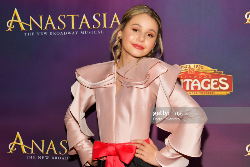 ruby rose turner at Anastasia premiere