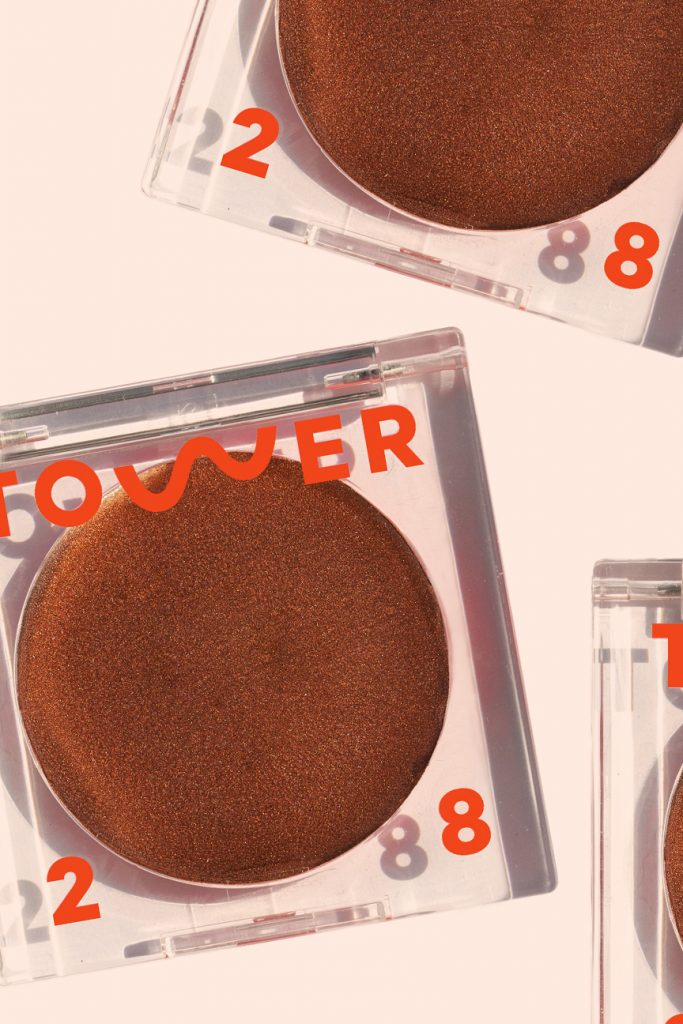 multiple tower28 cream bronzers for spring beauty products